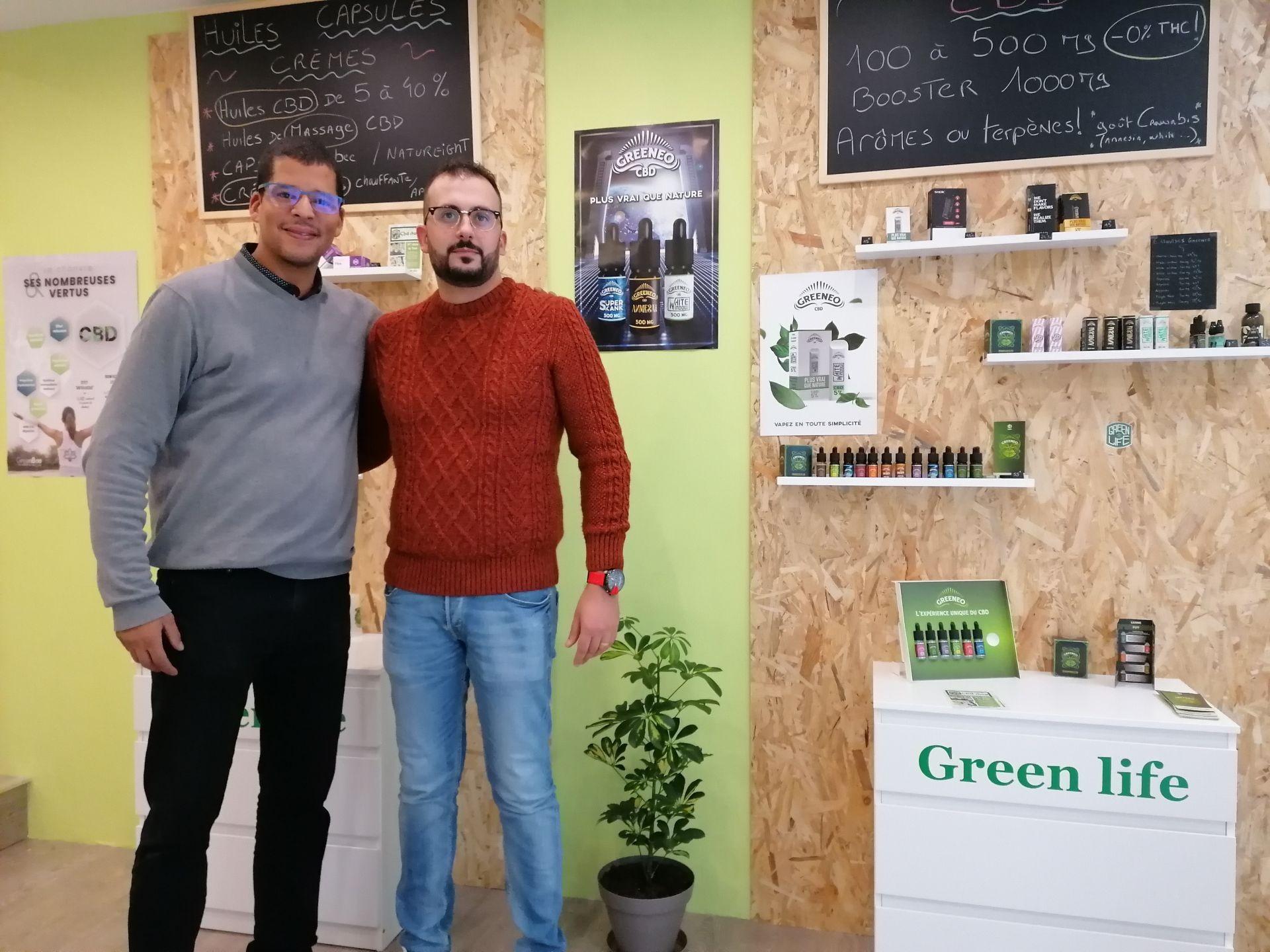 CBD Castres green life