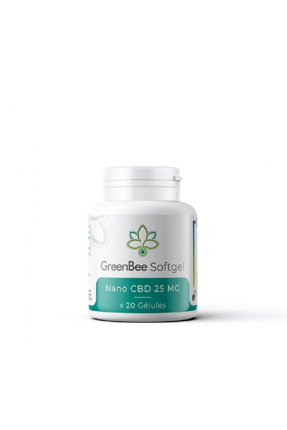 Gellules Softgel CBD